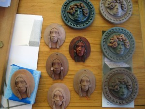 Plaster Faces
