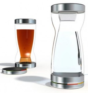 Kicker Tea Tumbler