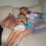 Rachel and kids 2