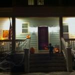 Rachel's on Halloween