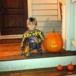 Jackson and the Pumpkin