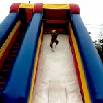 Jackson and the Slide
